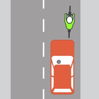 getting rear-ended illustration