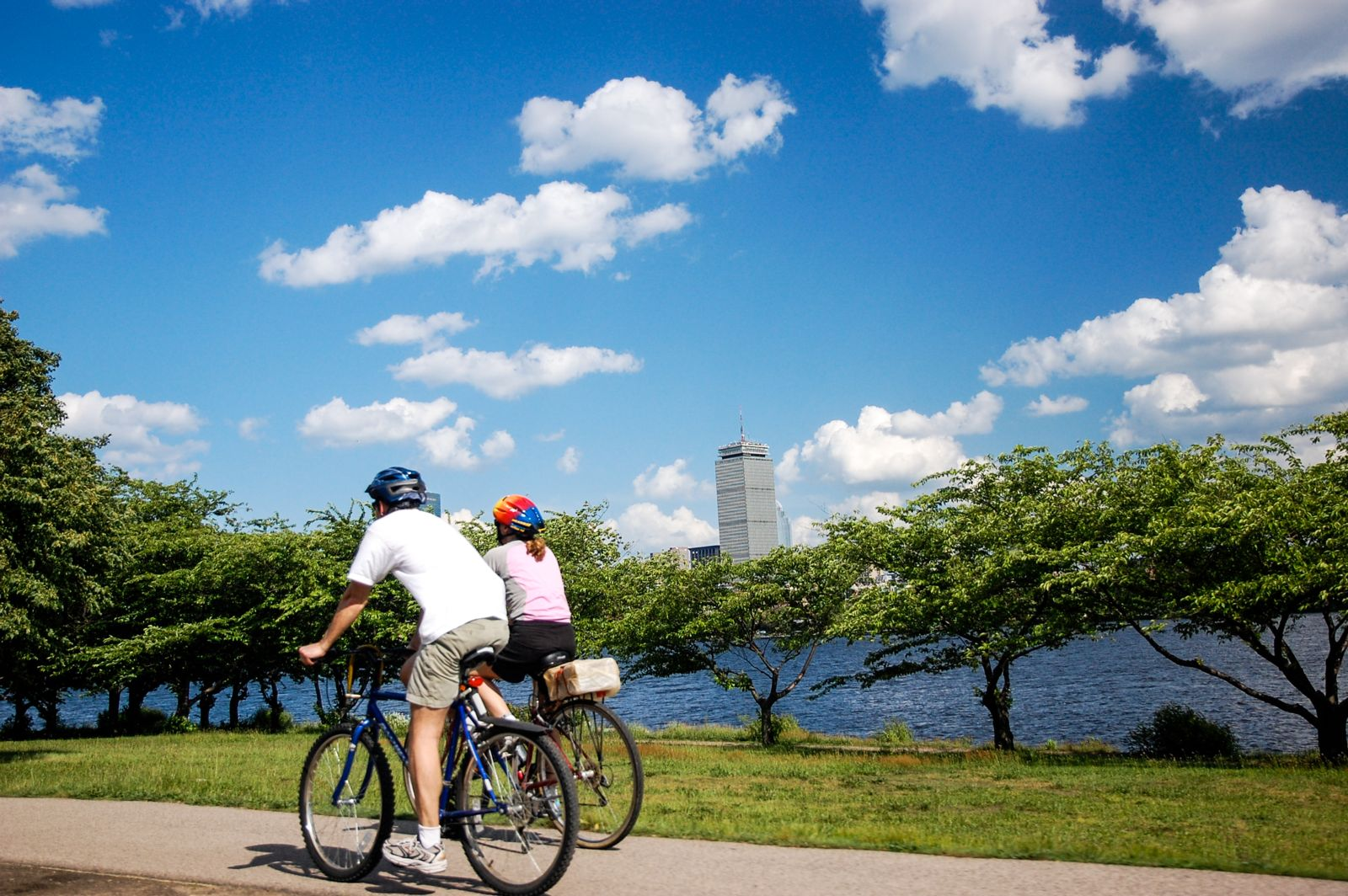 Get your bicycle ready for riding in Boston this Spring