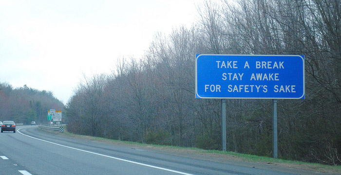 Drowsy Driving Can Be As Dangerous as Drunk Driving