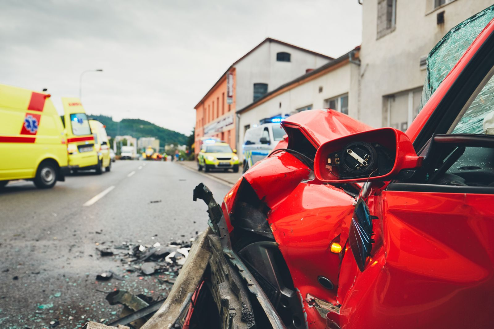 Spada Law Group got a Massachusetts woman $120,000 after an insurance company said she was at fault for an accident