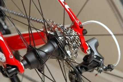 check your gear shifters and derailleurs