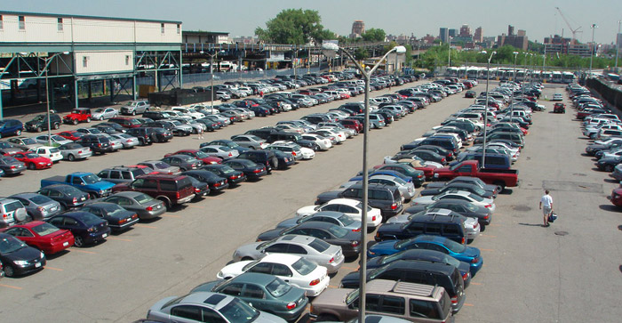 Parking Lot Accident Lawyer Boston