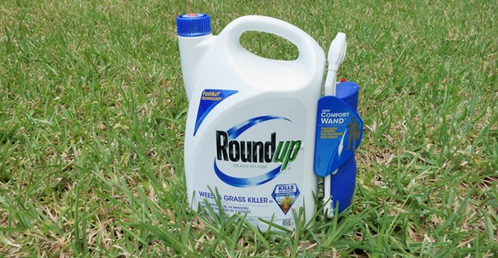 Roundup weed killer Product Liability