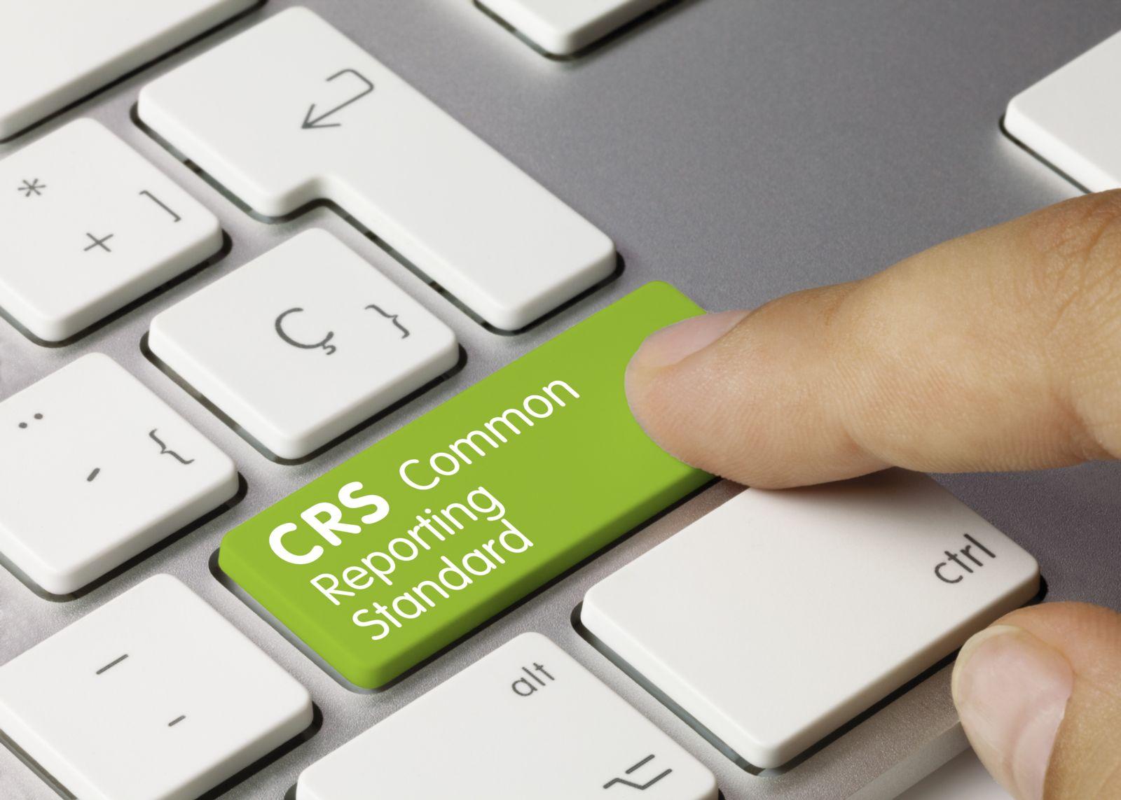 Teclado de Computadora con CRS