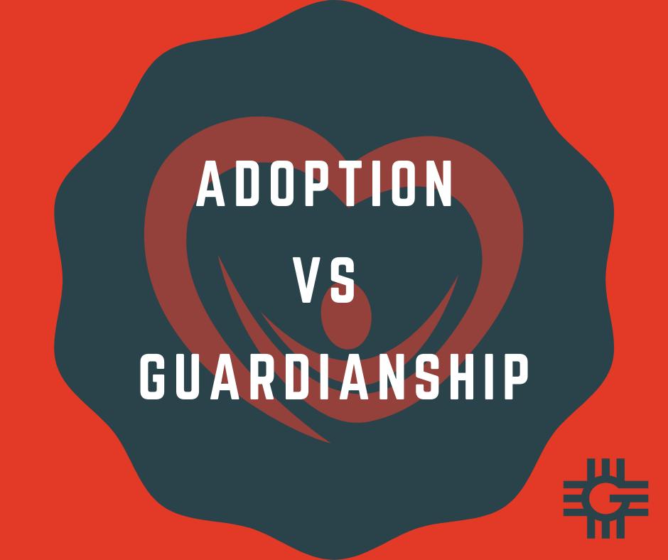 Adoption vs Guardianship Heart