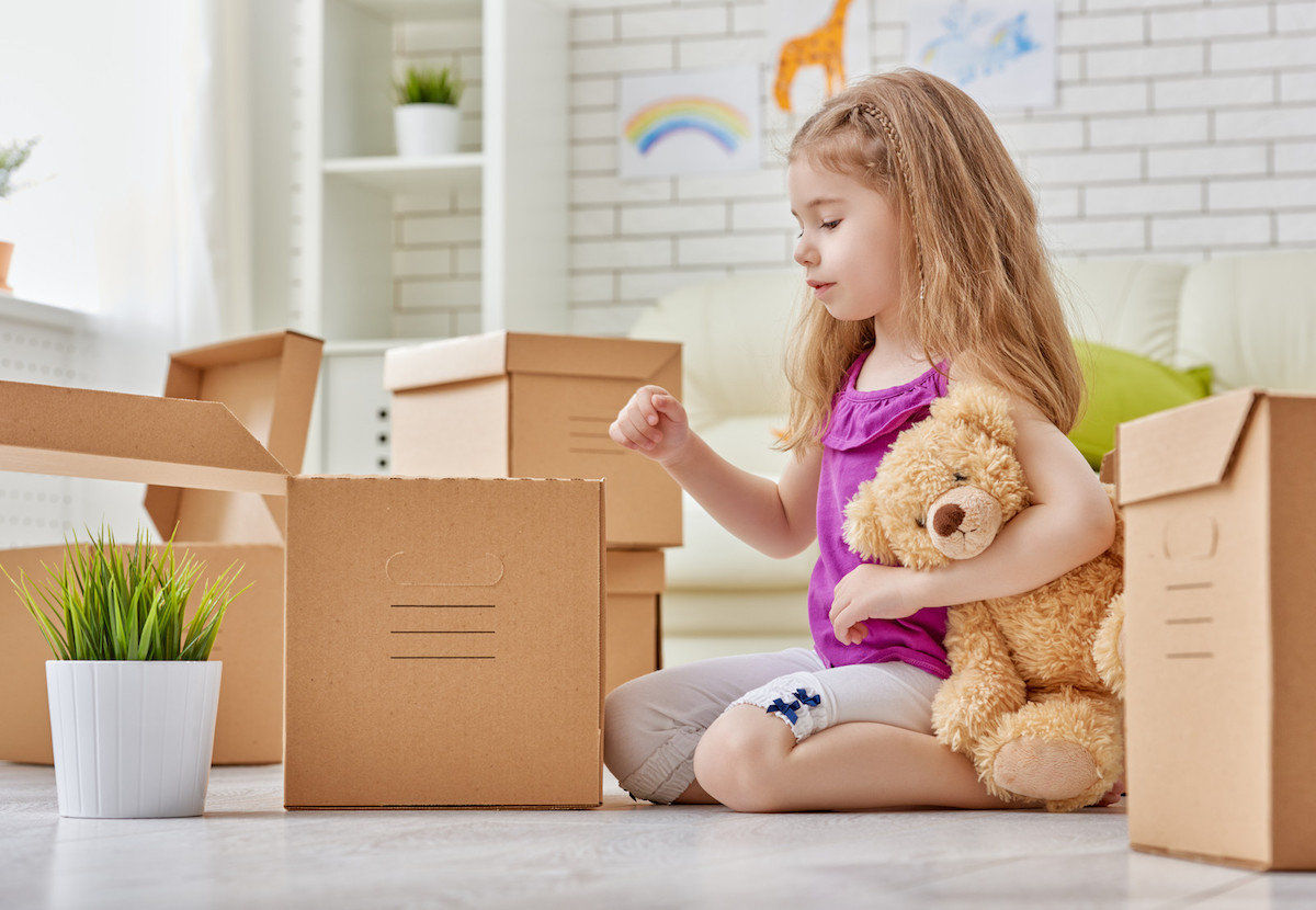 Child Packing Boxes