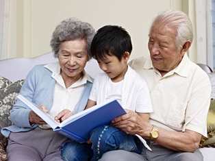 rights for grandparents visitation