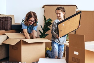 relocation and child custody in New Mexico
