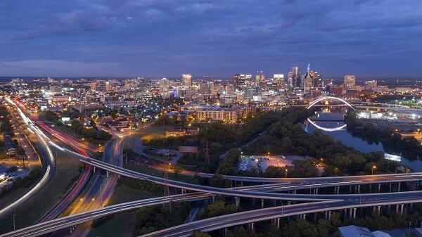 Traffic in Nashville TN