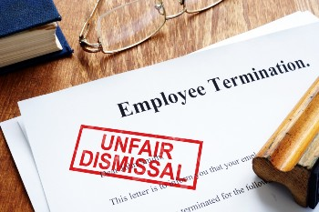 You can't be fired for making a workers' comp claim. Weir & Kestner Personal Injury Lawyers