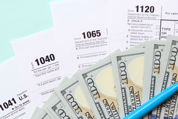 estate tax u.s. money
