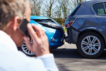 Who's at fault in a rear-end accident