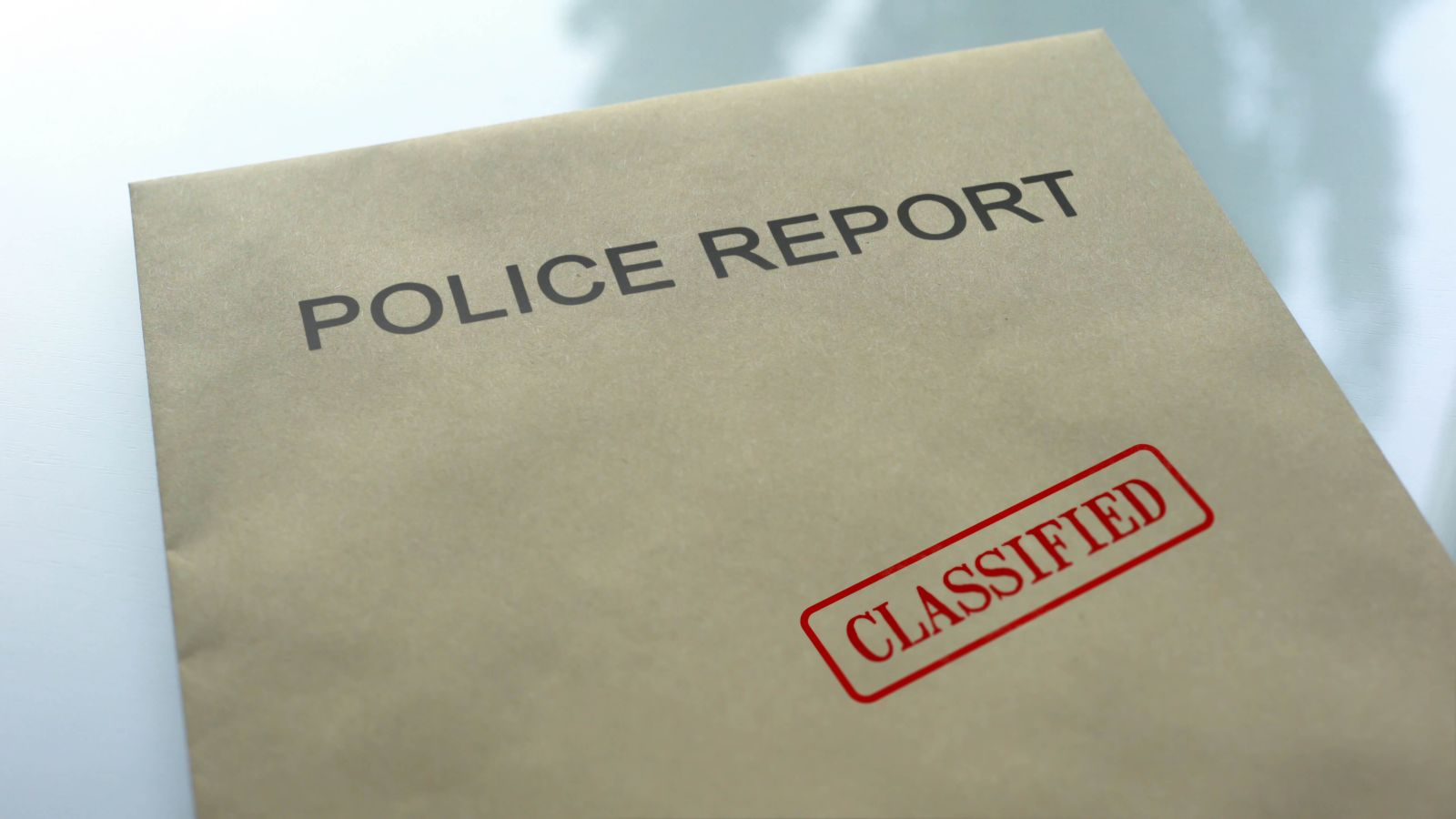 Admissible Police Reports