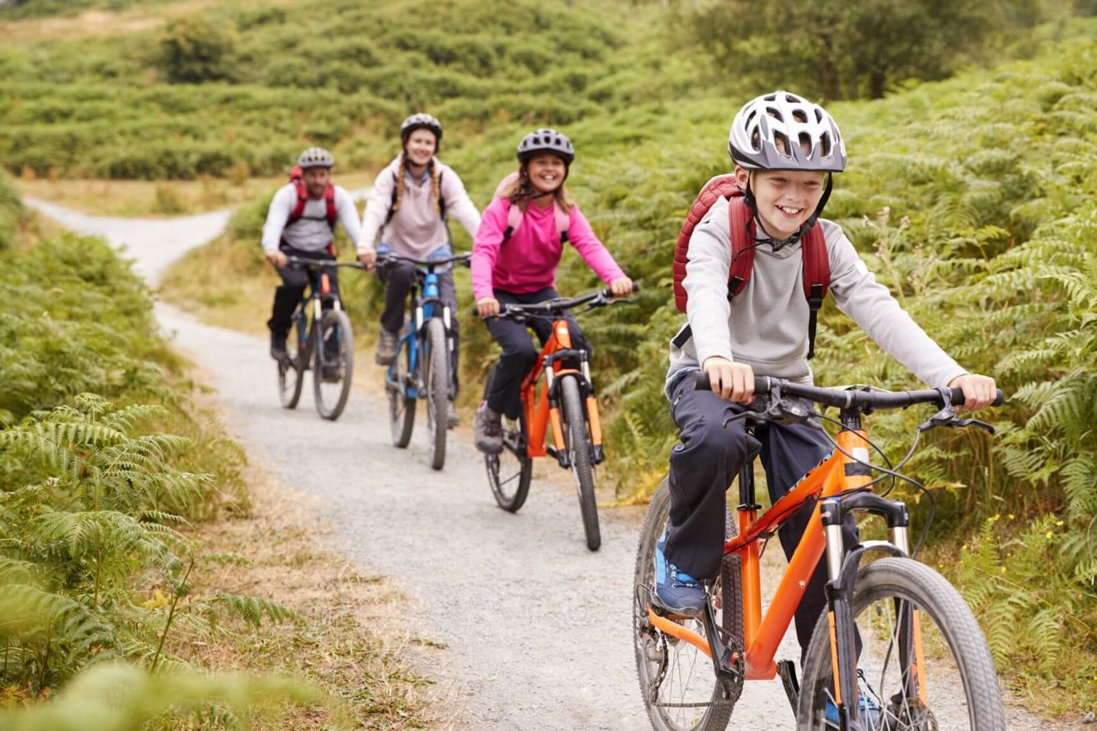 Bike Helmets To Protect From Head Injuries