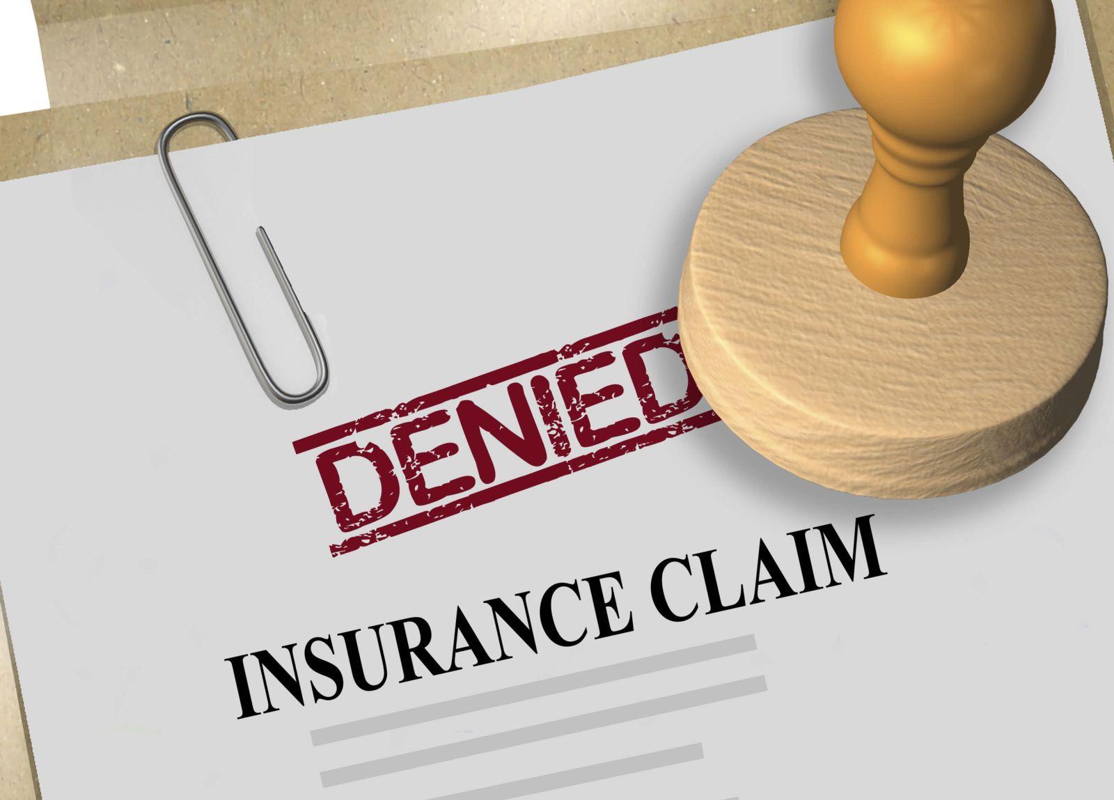 Denied Insurance Company Claims