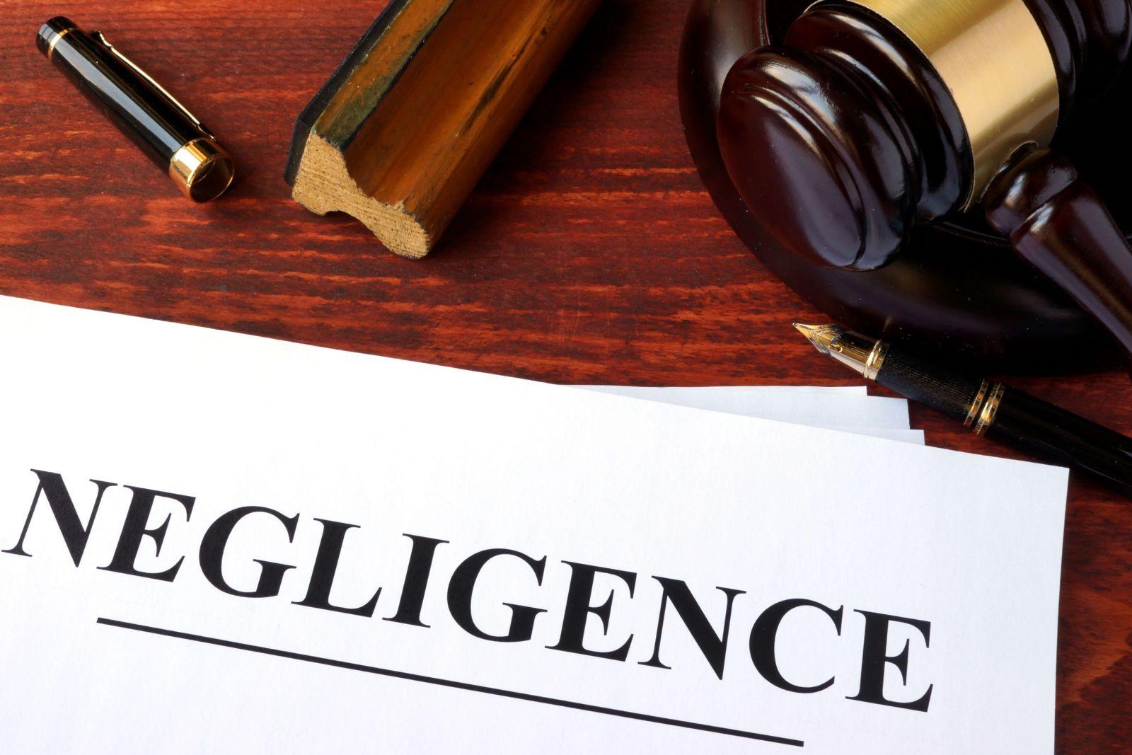Legal Negligence