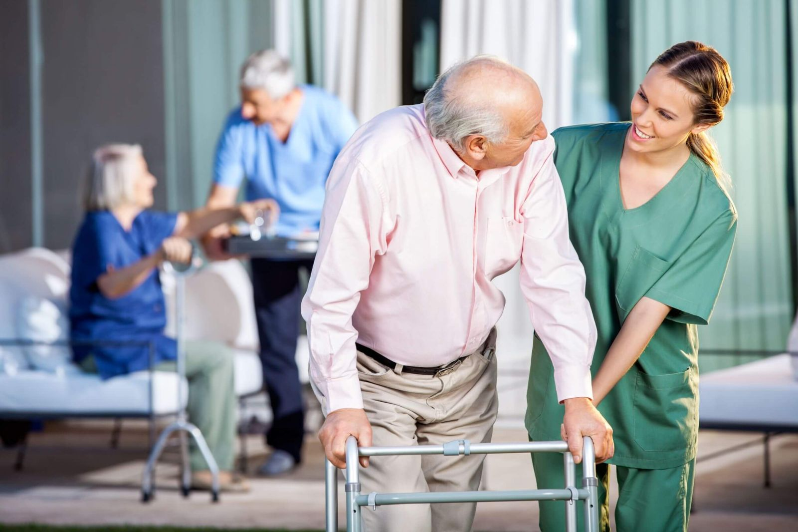 Selecting The Right Nursing Home