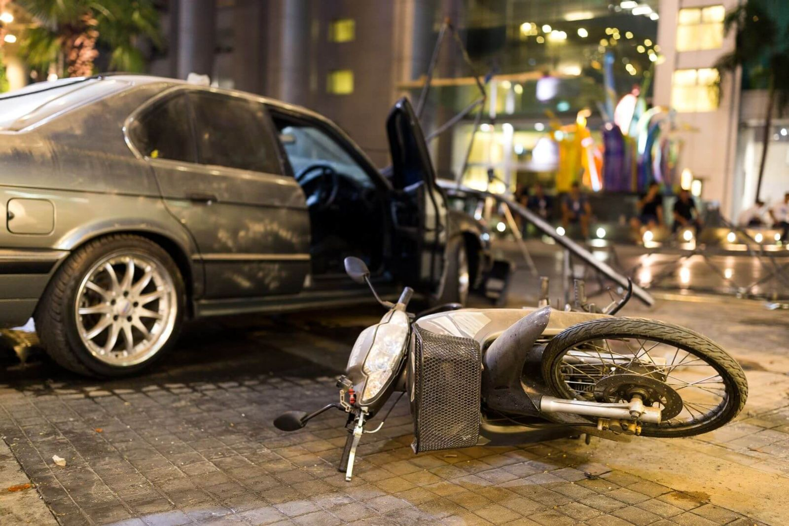 Protecting Your Financial Recovery after a Motorcycle Crash