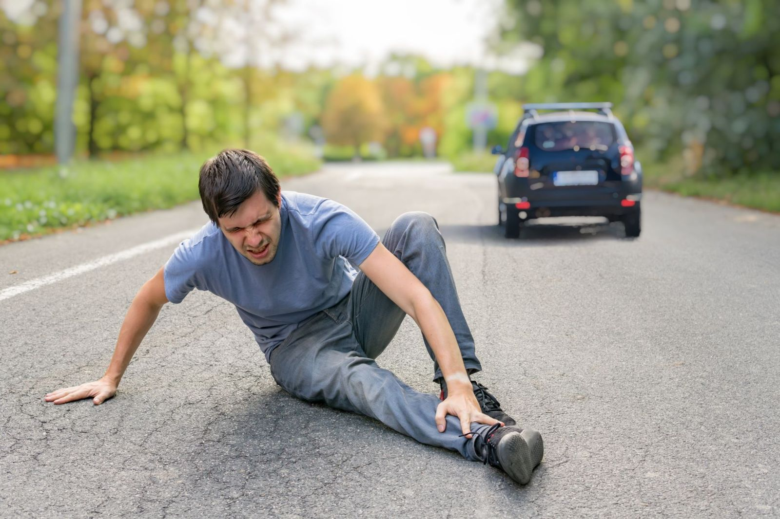 Recover Damages after a Hit and Run Accident