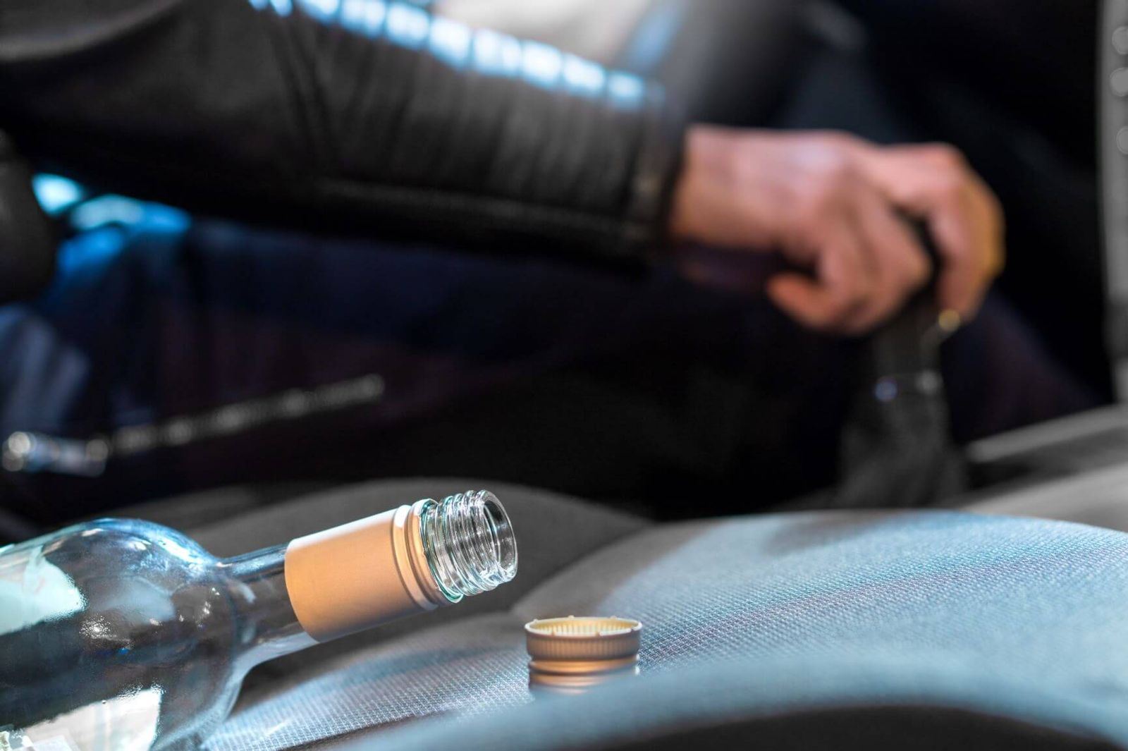Suing a Drunk Driver