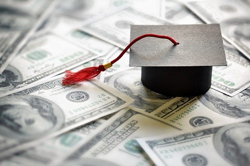 College expenses for divorced household