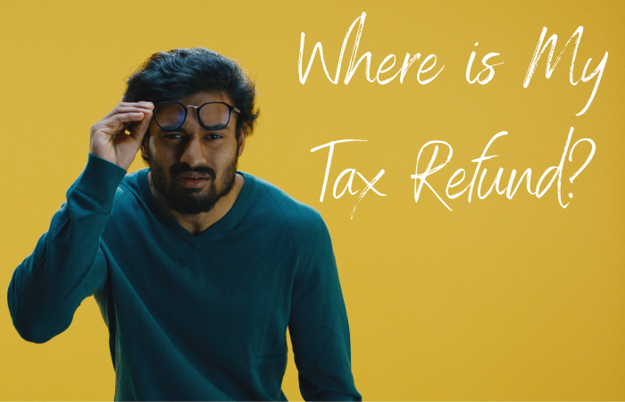 where is my tax refund