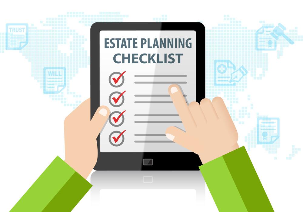 Nebraska estate planning checklist