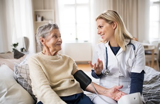 Home health care and Medicaid