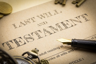 Last Will and Testament Being Used in Estate Litigation