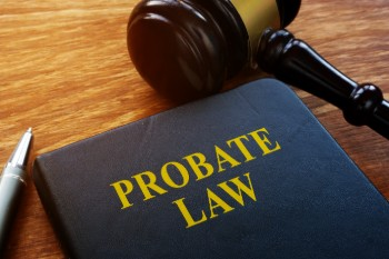 You can't keep probate private.