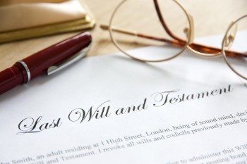 determine the meaning of a will