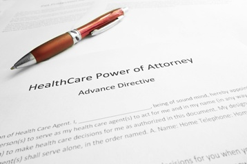 Healthcare Power of Attorney Paperwork
