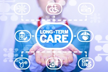 Long-Term Care Touch Screen
