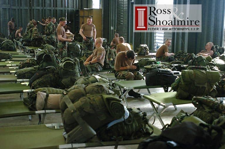 military-cots