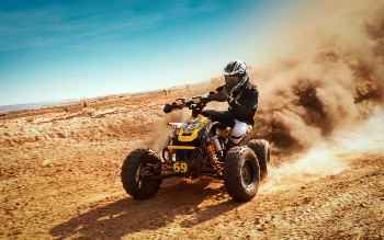 ATV and UTV accidents can cause severe injuries.