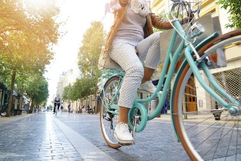 Bike accidents often cause severe injury.