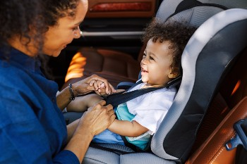 Car seats should be replaced after any accident.