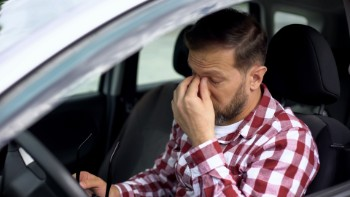 Drowsy driving is a common cause of Omaha car accidents.