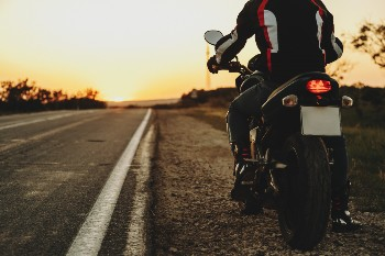 Hire a motorcycle accident lawyer to protect your rights.