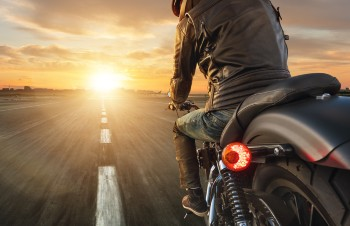 Motorcycle accidents can cause serious injuries.