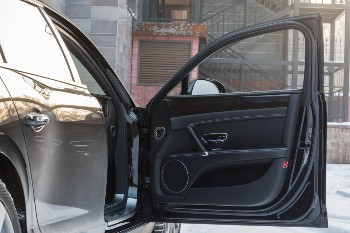 Open door accidents can cause serious injuries.