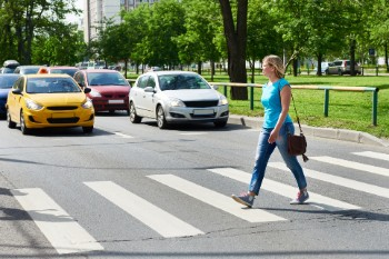Pedestrian accidents can result in severe injury.