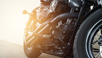 Get help after a rear-end motorcycle accident.