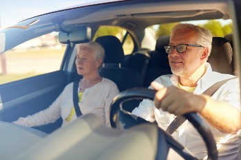 Older drivers often cause serious accidents.