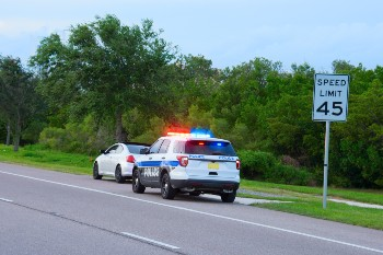 Speeding drivers may be only partially at fault.