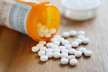 Worker's comp provides drug coverage.