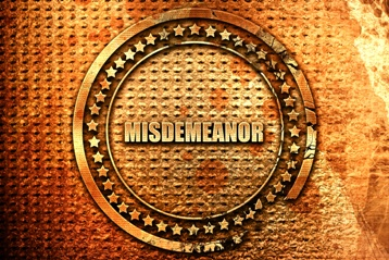 Misdemeanor Stamp