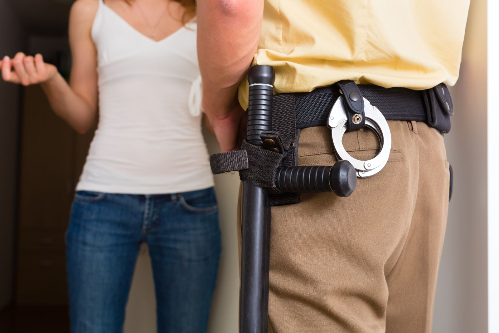 police search warrant
