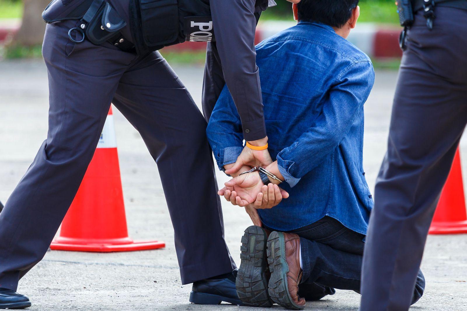 police tactics drug trafficking