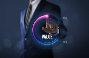 Valuing a business in a succession case